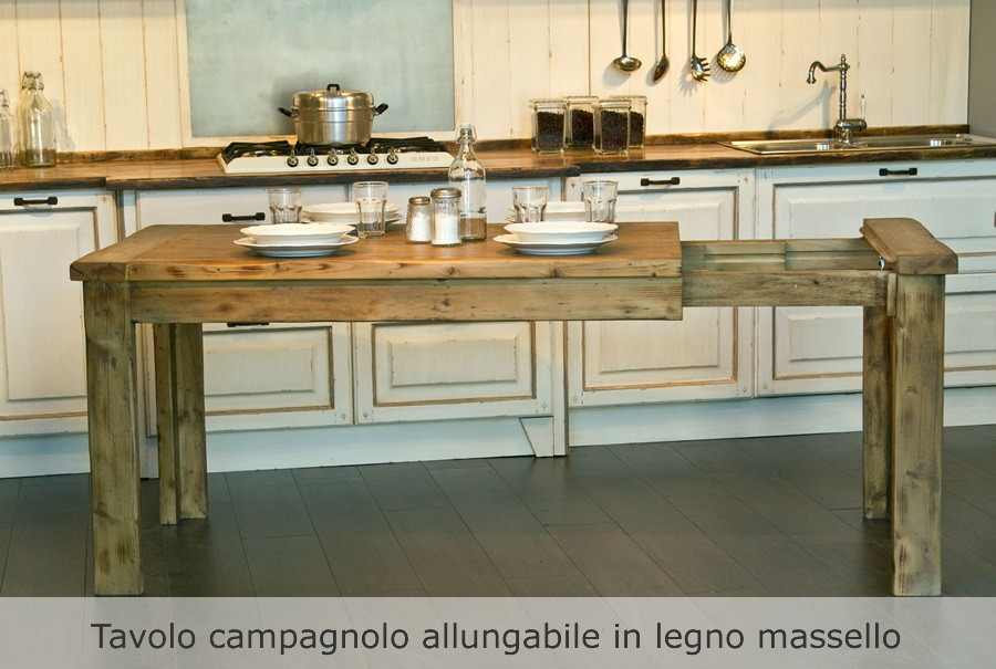 Tavolo allungabile wood mondo convenienza for Tavolo allungabile legno mondo convenienza